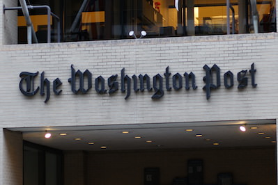 Washington Post Reporter Won't Discuss His Controversial 'Blacklist' Story