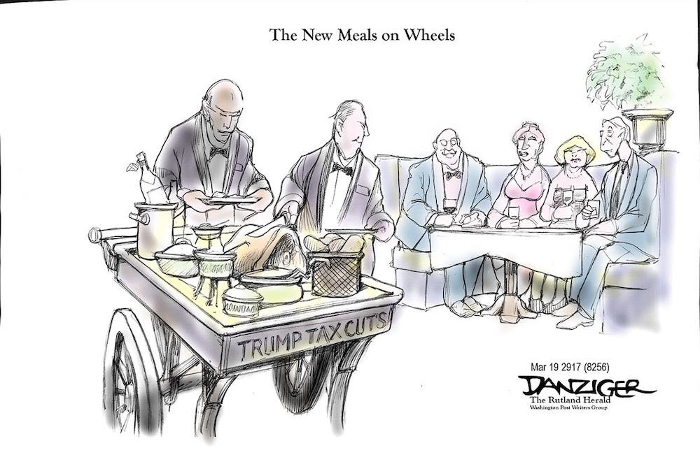 The New Meals on Wheels