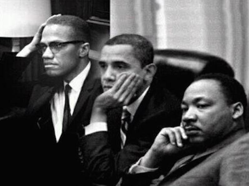 martin luther king obama and douglass essay Our select #undefeated44 list has been unwrapped check the receipts of why  we feel these black americans shook up the world.