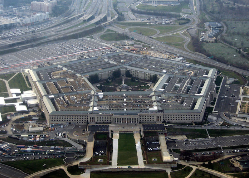 The Pentagon Reportedly Concealed Internal Study Revealing It Wasted $125 Billion