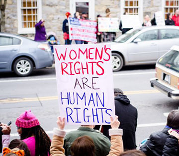 'A Day Without a Woman' Strike Shuts Down Schools in Alexandria, Va.