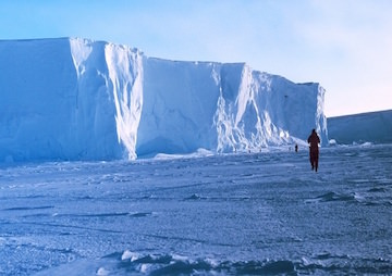 Antarctic Ice Could Melt Faster Than Had Been Feared