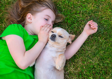Do We Love Our Pets Like We Love Our Kids? Scientists Weigh In