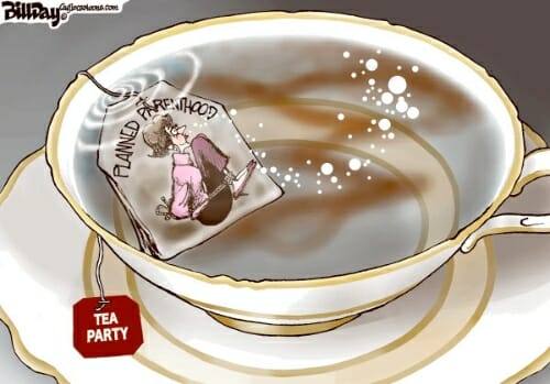Free From the Tea