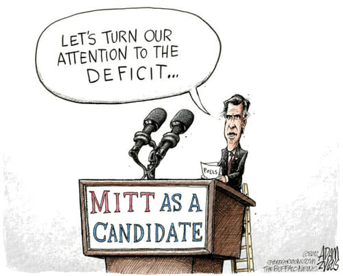 Romney and the Deficit