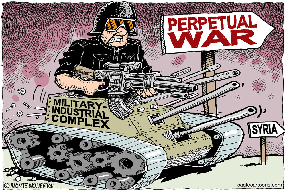 Image result for perpetual war