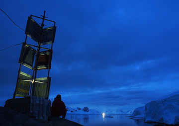 The Race Is On to Exploit a Melting Antarctica