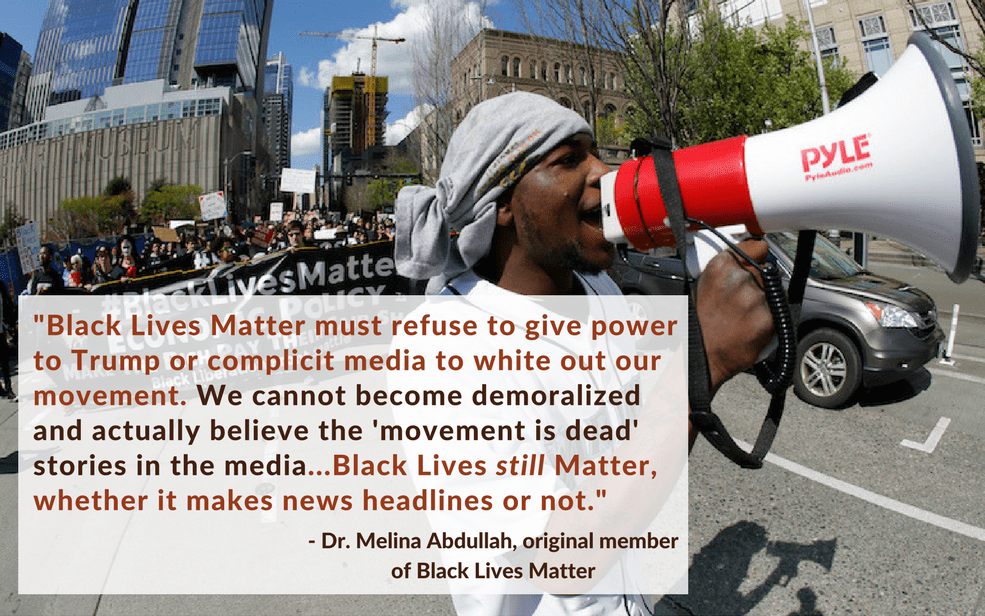 Dr. Melina Abdullah on BLM in the age of MAGA