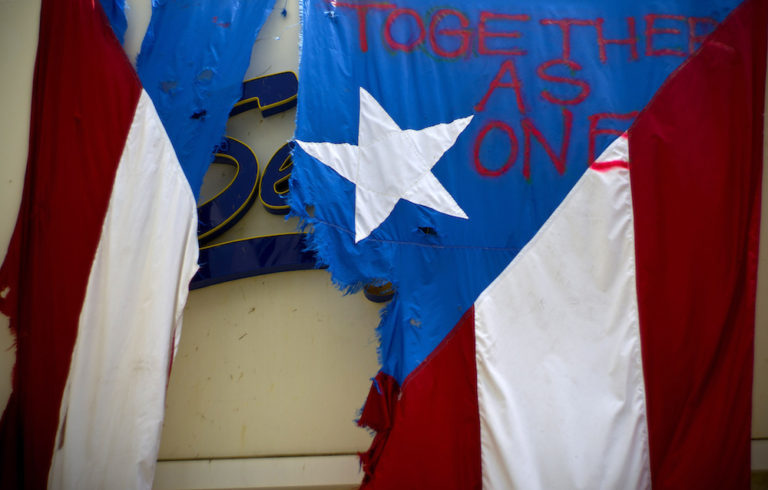 Trump's Cruel Indifference to Puerto Rico