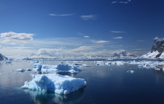 Slight Warming May Have Huge Effect in Antarctic