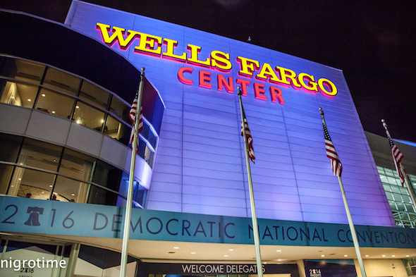 A Lens on the Democratic Convention: Two Americas