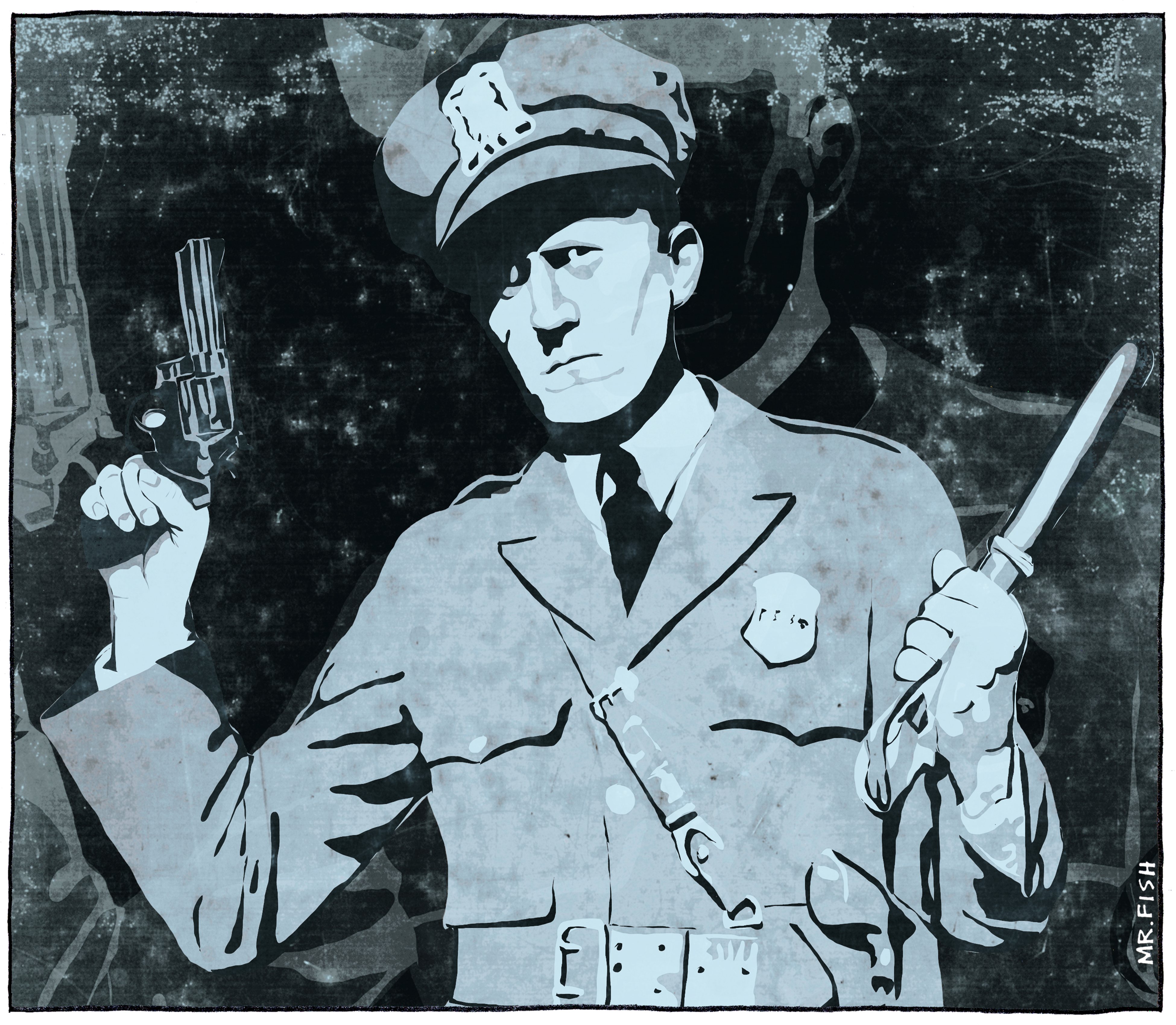 Our Ever Deadlier Police State