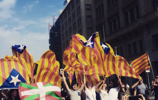 Inside the Catalonian Marches for Independence