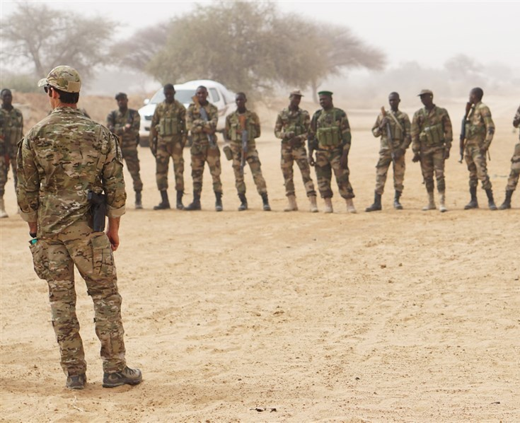 AFRICOM and the Self-Investigation Farce