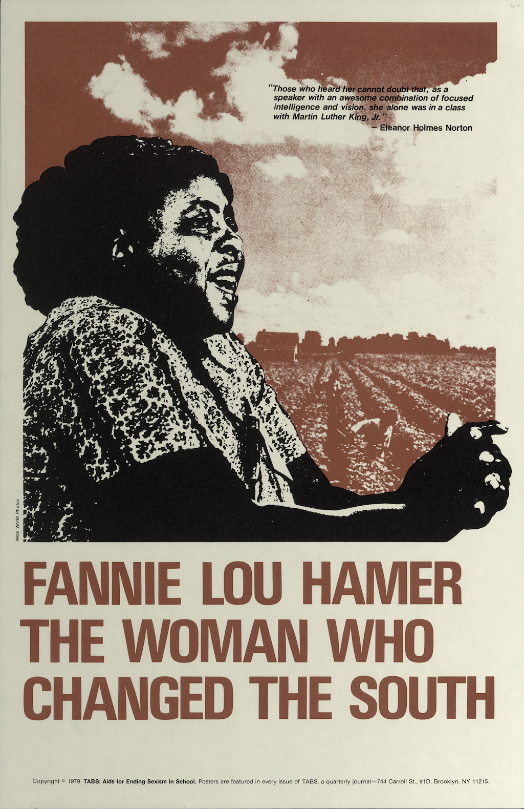 Fannie Lou Hamer - The Woman Who Changed the South
