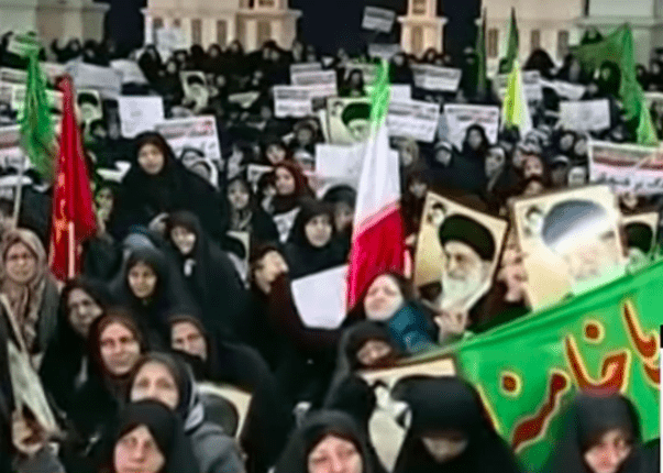 Iran blames foreign agents for death of two protesters