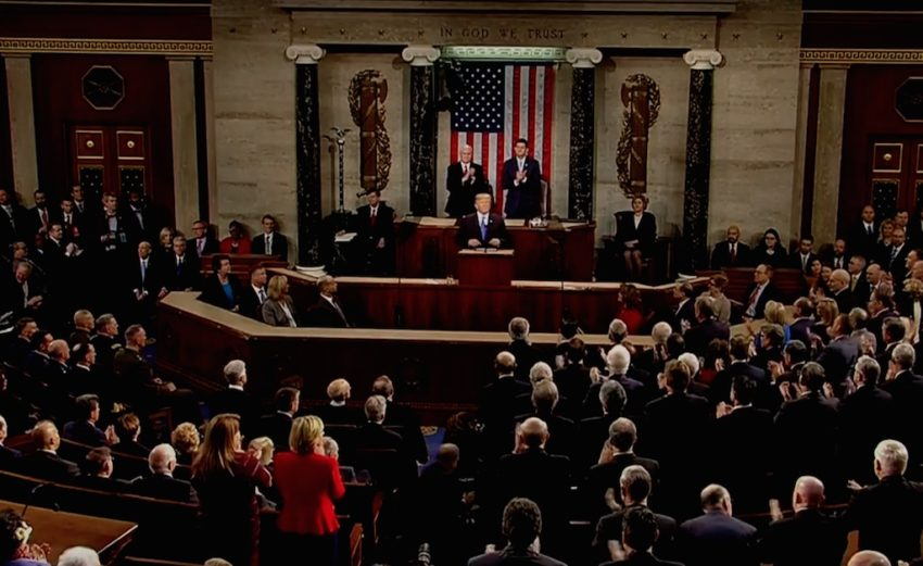 State of the Union Address, watch it live here