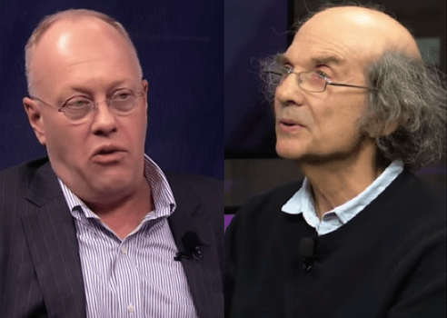 Chris Hedges and Charles Derber on the Left's Failures (Video)