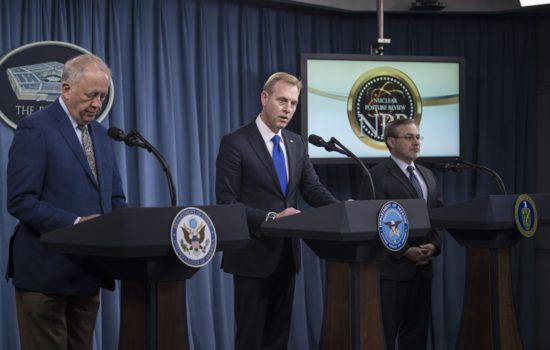 New U.S. Policy Allows Nuclear Responses to Non-Nuclear Attacks