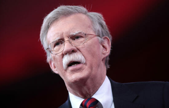 Let's Call John Bolton What He Is: A War Criminal With Terrorist Ties