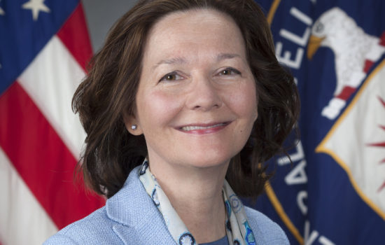 Trump Urged to Withdraw Gina Haspel's CIA Nomination