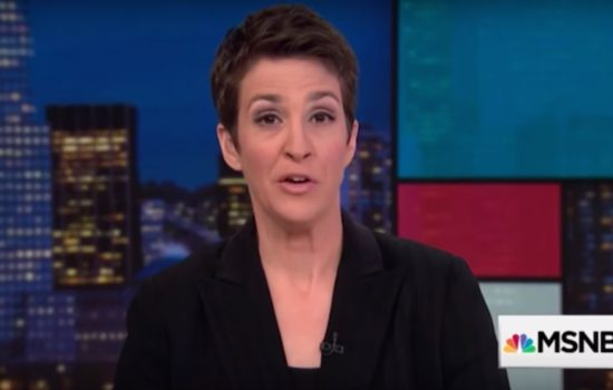 Is MSNBC Now the Most Dangerous Warmonger Network?