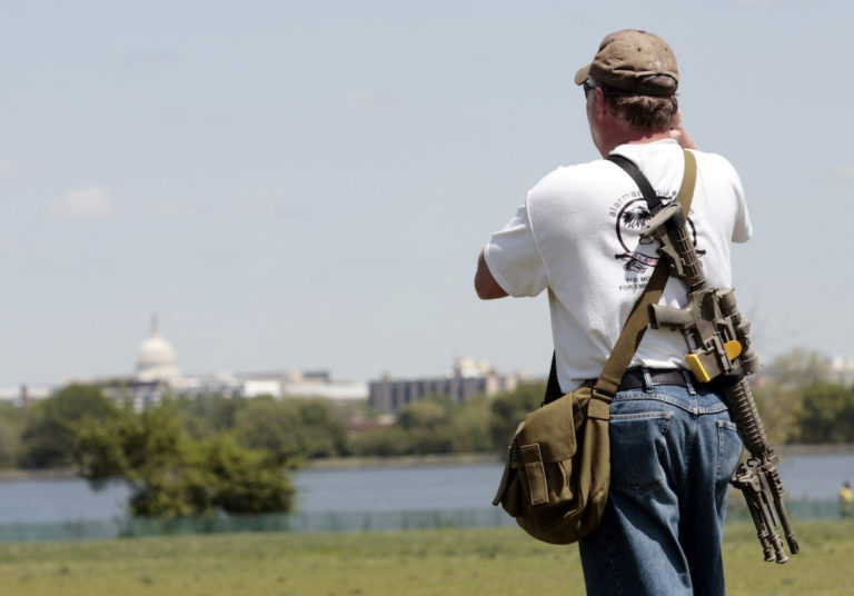 A Footnote Looms Large in the Second Amendment's Future
