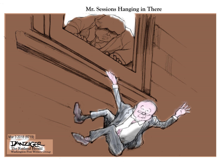 Sessions Hangs On