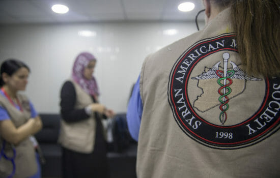 How the Syrian American Medical Society Is Selling Regime Change and Driving the U.S. to War