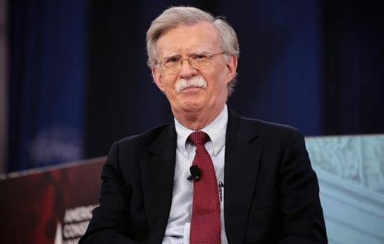 John Bolton Is Just the Kind of Bully Donald Trump Admires