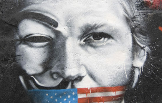 Where Is the Outrage About Julian Assange's Silencing?