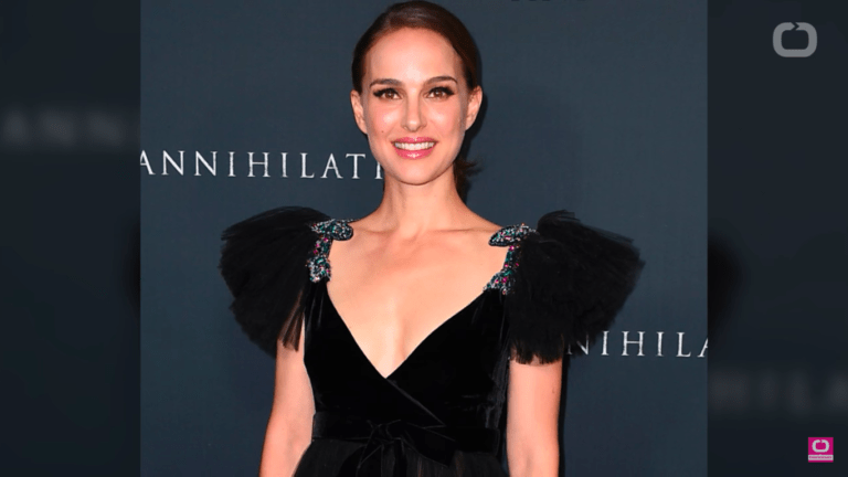 Israeli Politician Calls for Stripping Natalie Portman of Citizenship