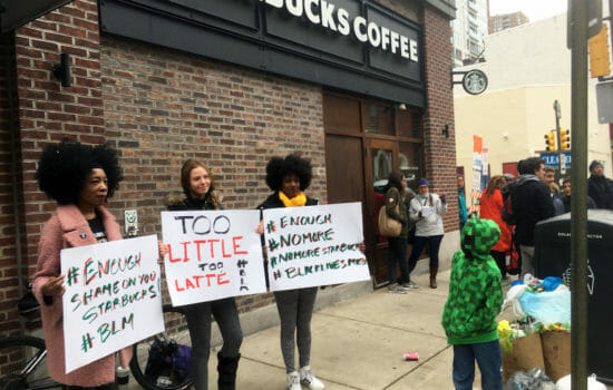 Starbucks Drama Proves (Again) the Reactionaries Will Be Televised
