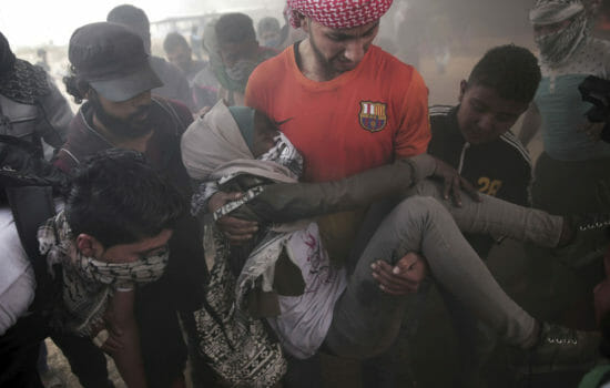 4 Palestinians Dead, 150 Hurt in Latest Gaza Protest